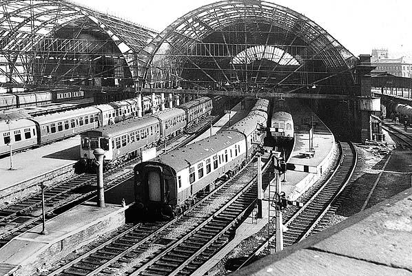 King/'s Cross Railway Station Photo Great Northern Railway. 67