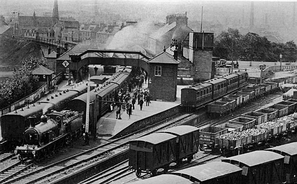 Hawick Railway Railway Station Photo Stobs 6 Riccarton Line Hassendean