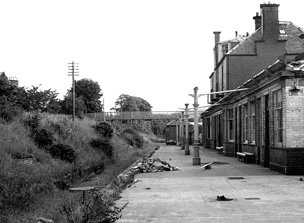 Menzies Bookstall Glasgow Central Railway Station Photo Caledonian Railway 7
