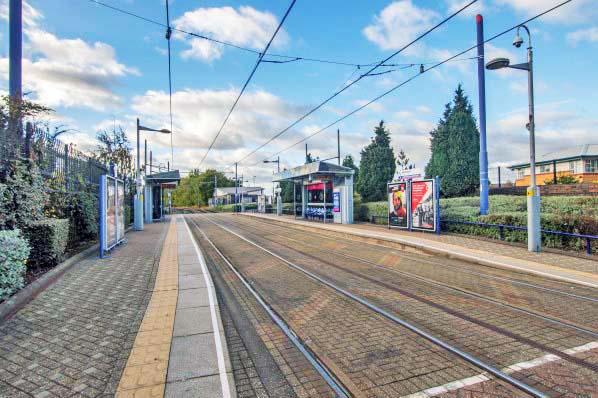 Great Western Railway 12 Wednesbury Central Railway Station Photo